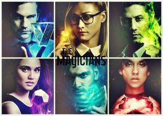 The Magicians by shesguiltybydesign.deviantart.com on @DeviantArt