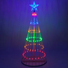 Condoms shape string lights httpamazoninnoo tech outdoor light show motion outdoor christmas trees these led light trees feature pre programmed animated light show effects that loop automatically no controller mozeypictures Gallery