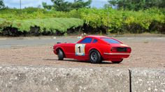 3 Channel System Radio Controlled 1/14th Scale Safari Rally Datsun 240Z No.8001 By Asahi Japan 1971 - 18 Of 22 | by Kelvin64