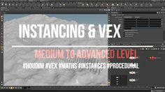 Learn how to use VEX Math for procedural modeling in Side FX Houdini with this advanced look at creating a fence on terrain.