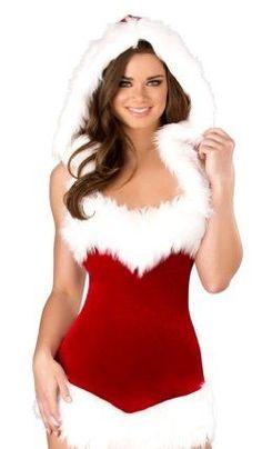 1a1b7e3458 Mrs. Claus Christmas Lingerie