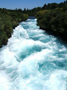 ✯ Huka Falls near Taupo .. By Pepeketua✯