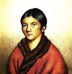 Shawnadithit - When Shawnadithit was born, her people, the Beothuk, had been driven from the best fishing and hunting spots in Newfoundland and devasted by European diseases. Newfoundland Canada, Newfoundland And Labrador, Wise Women, Famous Women, Devon Uk, Atlantic Canada, Man On The Moon, Prince Edward Island, New Brunswick