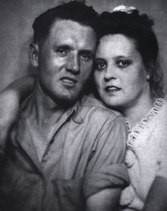 Gladys Love Smith (04/25/12) and Vernon Elvis Presley (04/10/16) were married in June of 1933
