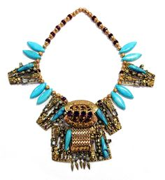 Turquoise Teardrop and Victorian Tassel Art Decor, Tassels, Joker, Jewelry Design, Victorian, Turquoise, Vintage, Bracelets, Green Turquoise