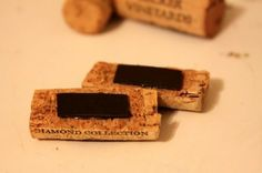 magnet wine cork craft