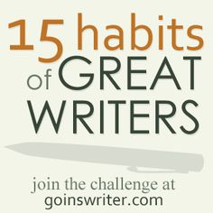 Great Writers Challenge