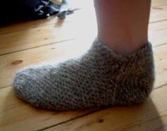 Opskrift på sokker :-)