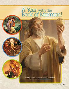 A Year with the Book of Mormon!