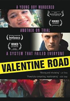 Cover image for Valentine road