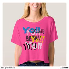 Yo!! Camiseta