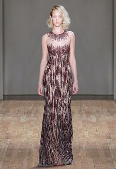 Gowns I'd love to see at the 2015 GG's - Jenny Packham
