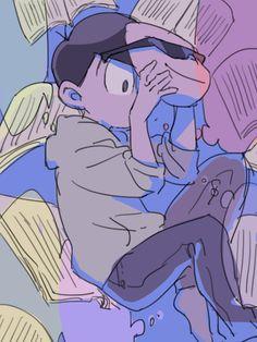 「まつつめ2」/「鋏」の漫画 [pixiv]