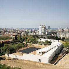 Juvenile Detention Educational Facility,© Javier Callejas