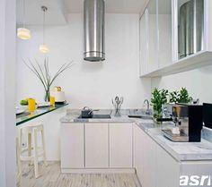 5 Tips Optimalkan Ruang Di Dapur Kecil Majalah Griya Asri Kitchen Ideas