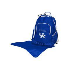 Kentucky Wildcats Lil' Fan Diaper Backpack, Blue