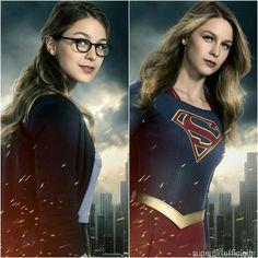 Kara Danvers as Supergirl