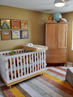 Designer Dan Vickery shares his top tips for designing the perfect nursery for your new little one.
