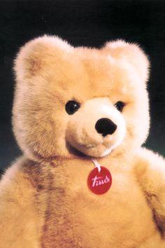 Teddy Bear #Trudi. 1987