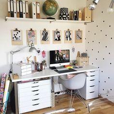 Instead of one big cork board as a bulletin board, try multiple clipboards.