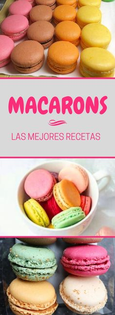 The best MACARONS recipe to surprise your loved ones - Macarons All Recipes . - The best MACARONS recipe to surprise your loved ones – Macarons All the recipes you have to try! Nutella Macarons, Chocolate Coconut Macaroons, Vegan Macarons, Pistachio Macarons, Vanilla Macarons, Cake Mix Cookie Recipes, Dessert Recipes, Desserts, Macaroon Packaging