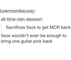 This is funny but I don't mean to hurt anyone's feelings I know people like 5sos and I respect that