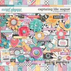 Capturing Life: August by Blagovesta Gosheva