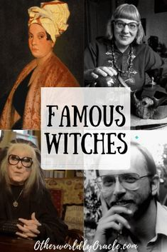 modern witch 15 Famous Witches in History from Ancient to Modern Times! Witch Of Endor, Witch History, History Books, Real Witches, Witchcraft For Beginners, Dark Artwork, Wicca Witchcraft, Witch Spell, Modern Witch