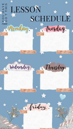 Bullet Journal Banner, Bullet Journal Writing, Planner Pages, Weekly Planner, Memo Template, Schedule Design, Instagram Frame Template, Photo Collage Template, Free Printable Cards