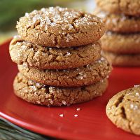 Ginger Cookie by Food Network