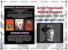 Artur Oppman (14.08.1867-04.11.1931)