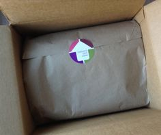 Mama's Got Mail Subscription Box Review – December 2013