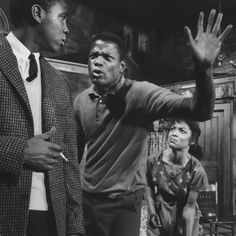 """Sidney Poitier was the first black actor to win an Academy Award and a Golden Globe, both for his performance in """"Lilies of the Field"""" in 1963. He went on to receive a Kennedy Center Honor, a Presidential Medal of Freedom and many other honors recognizing his life's work. See more: http://ti.me/1wC2iTE  (Gordon Parks—The LIFE Picture Collection/Getty Images)"""