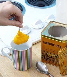 Yellow Submarine Tea Infuser   Shop Stocking Stuffers Now   fredflare.com - StyleSays