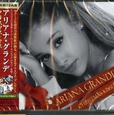 "Brand New: Ariana Grande ""Christmas Kisses"" Music Album. R&B Music @ Immortalmastermind.com ($29.95)"