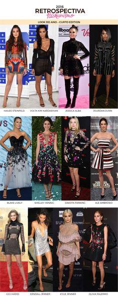 Look do Ano: Curto Edition - Fashionismo