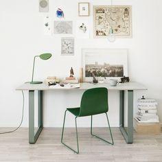 70/70 pöytä, 170 x 85 cm