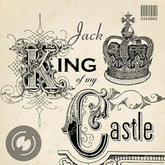 Jack King, from house-masters German House Rockers duo, debuts as solo artist with this classic, dancy tech-house tune. Fifth issue of our Single Series,. Vintage Lettering, Hand Lettering, Lettering Styles, Lettering Design, Origami Templates, Box Templates, Collages, Jack King, Castle Tattoo