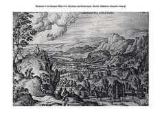 Abraham in the Bowyer Bible 104. Abraham sacrifices Isaac. Borcht. Medhurst-Kossuth-Vere on Flickr.Abraham in the Bowyer Bible 104. Abraham sacrifices Isaac. Borcht. Medhurst-Kossuth-Vere