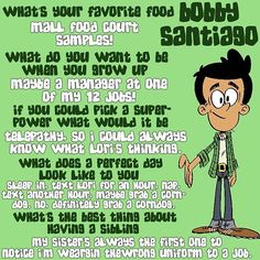 Get to know Bobby! All Cartoon Characters, Favorite Cartoon Character, House Jokes, The Little Couple, Spongebob Square, Fairly Odd Parents, Watch Cartoons, Cool Animations, Kids Shows