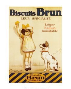 Biscuits Brun Grenoble.