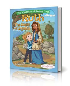 Book Review   Giveaway: Bible Belles - The Adventures of Rooney Cruz: Ruth: The Belle of Loyalty #BibleBelles @JustCommonly