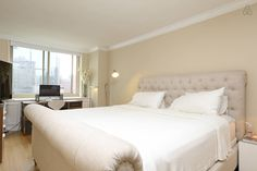 Master bedroom, king size bed, pampering matress, pillows and linen, to assure sweet dreams.