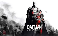 Batman & Harley | Batman Arkham City