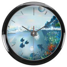Underwater 5A Aqua Clock