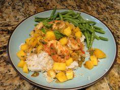 spicy jalapeno mango shrimp spicy jalapeno mango shrimp 2 tablespoons ...