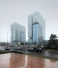 City Gate / Westfourth Architecture