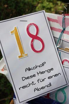 Im Sommer ist es bei uns zwecks Geburtstagen immer ein wenig dicke! Heute müssen wir daher gleich drei Geburtstage unter einen Hut brin...