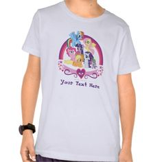 This brings back memories! Personalized Ponies T-Shirt #mylittlepony #girliestuff #retro
