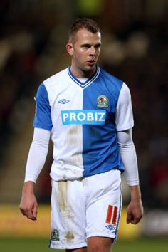 Jordan Rhodes Blackburn Pictures and Photos Blackburn Rovers, Rhodes, Football Players, Jordans, Pictures, Fashion, Queen Of England, Photos, Moda